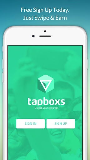TapBoxs - Unlock Your Rewards