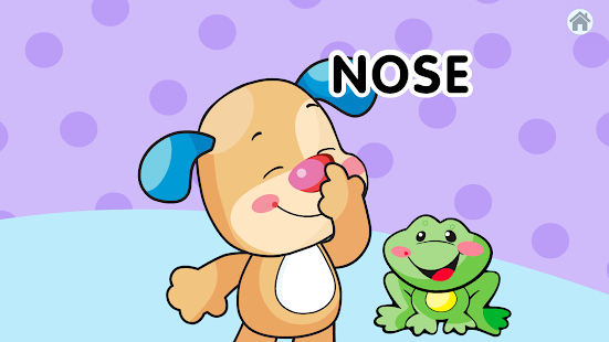 Where's Puppy's Nose? for Baby - náhled