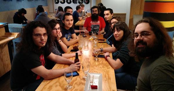 New photo by Diego