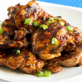 Huli Huli Chicken.