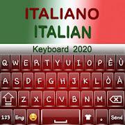Italian Keyboard 2020: Keyboard Italian App