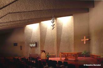 Photo: L'aula dell'assemblea eucaristica