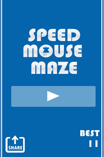 Speed Mouse Maze
