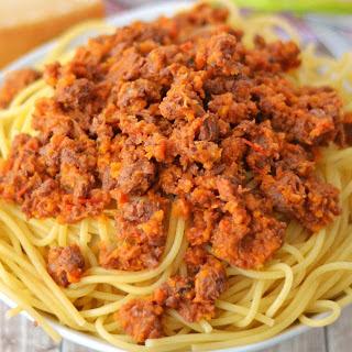 Pasta Bolognese [Vegan] Recipe