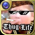 Thug Life Photo Sticker Editor icon