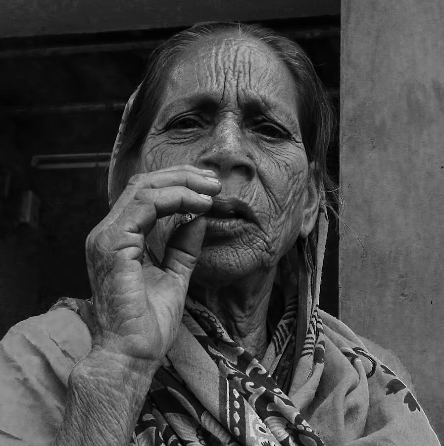 by Debashis Dey - People Portraits of Women