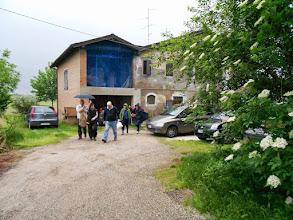 Photo: In cammino di nuovo verso casa Balzani (inizia a piovere)