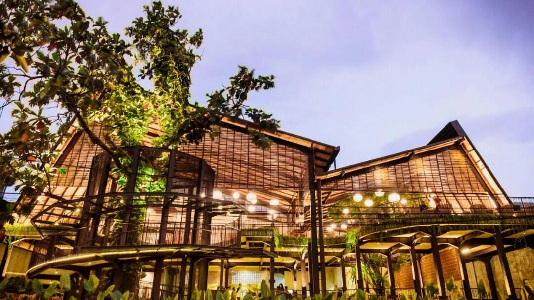 Kluwih Sunda Authentic Sundanese Restaurant