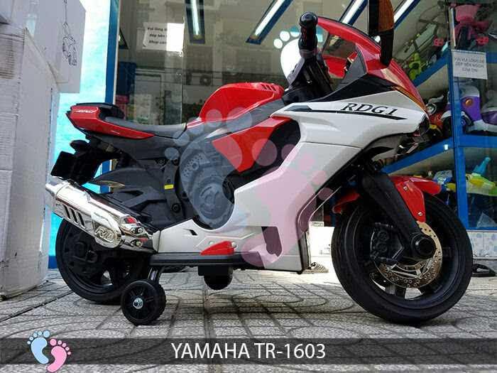 Xe moto điện thể thao Yamaha TR1603 13