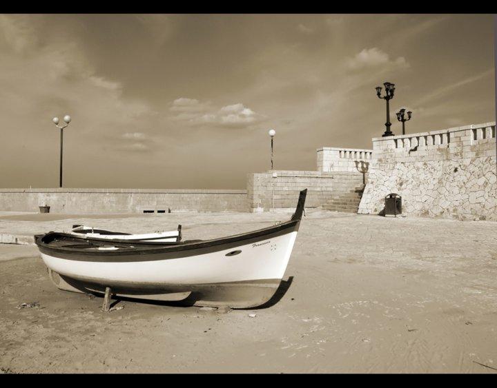 Barca Triste Salentina di Giuggiolo