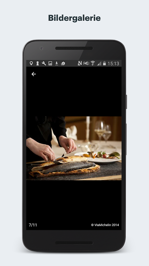 Bookatable by Michelin- screenshot