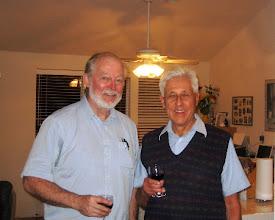 Photo: PROFESSORS DONALD SAARI AND REIN TAAGEPERE