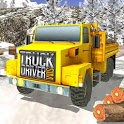 Truck Driver Simulator 2019 icon