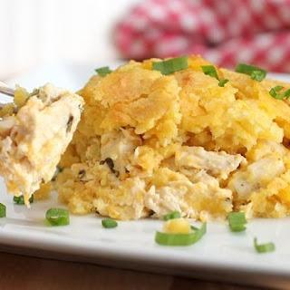 Chicken Cornbread Casserole Recipes.