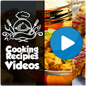 Cooking Recipes Videos icon