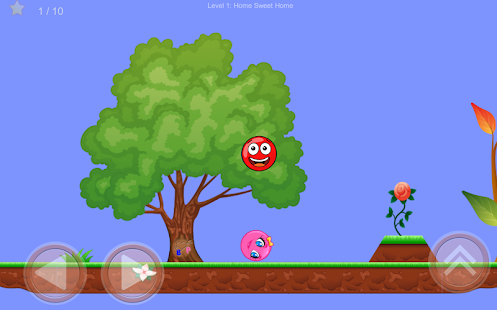 new Red Ball- screenshot thumbnail