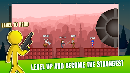 Stick Fight Online: Multiplayer Stickman Battle 2.0.17 screenshots 5