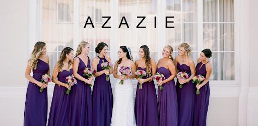 364bd0a91a9 Azazie  Wedding   Bridesmaid   Flower Girl Dresses - Apps on Google Play