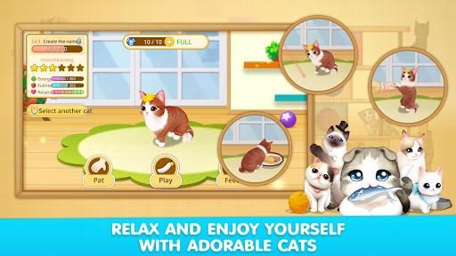 LINE Cat Cafu00e9 modavailable screenshots 2