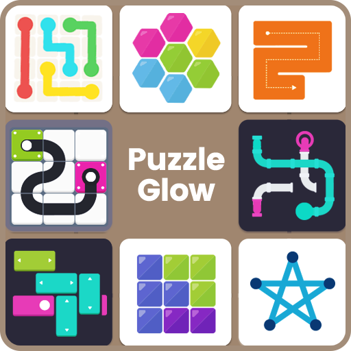Puzzle Glow : Brain Puzzle Game Collection APK Cracked Download