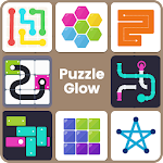 Puzzle Glow : Brain Puzzle Game Collection 2.0.98 (Mod)