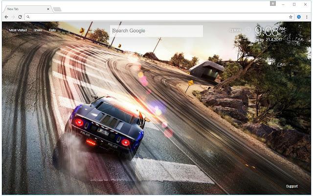 Racing Car Wallpaper Hd Drift Cars New Tab