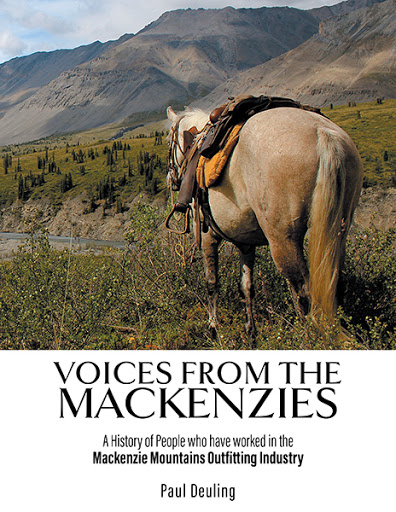Voices from the Mackenzies cover