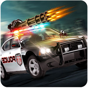 Road Riot Police Chase for PC and MAC