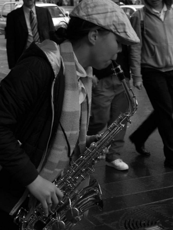 Jazz in stada a sydney di giaps