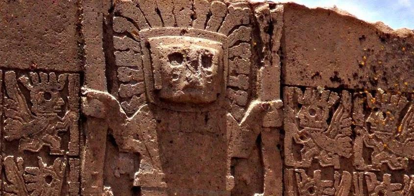 dios wiracocha | TOUR TIAHUANACO