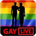 Live Gay - Video Call Chat Tip icon