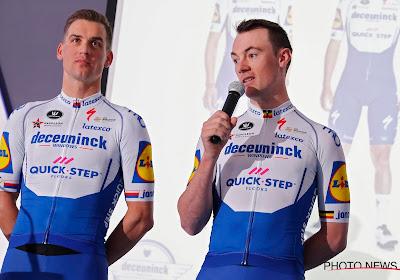 Lampaert denkt niet dat vertrek van Gilbert voor hem veel verandert en ziet Alaphilippe meespelen in de Ronde