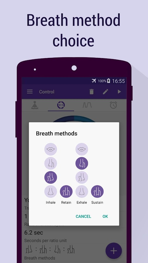 Prana Breath: Calm & Meditate- screenshot