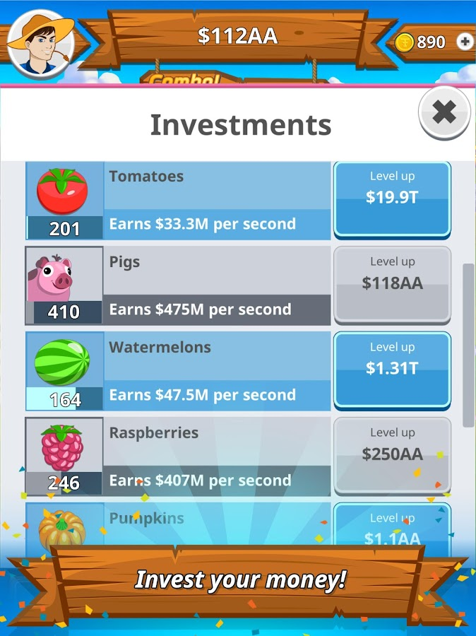 Tip Tap Farm- screenshot
