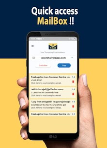 T Mail – Temporary Email (MOD, AD-Free) v2.2.1 2