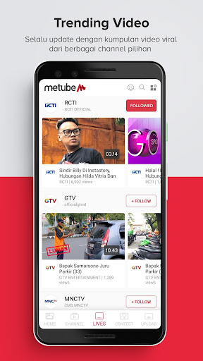 metube 2.4.1 screenshots 2