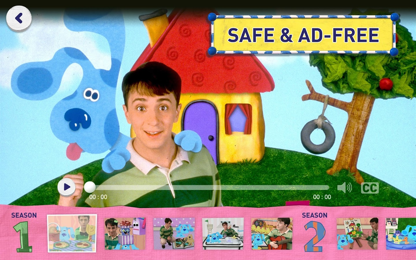 NOGGIN Watch Kids TV Shows- screenshot