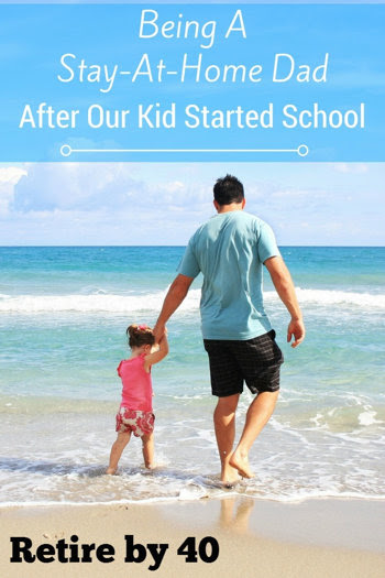 Being A Stay-At-Home Dad After Our Kid Started School
