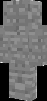 a stone block