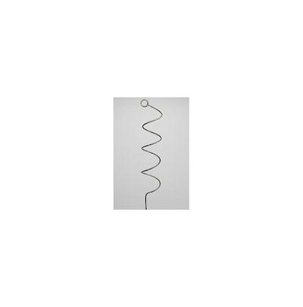 Amaryllisstöd spiral i metall