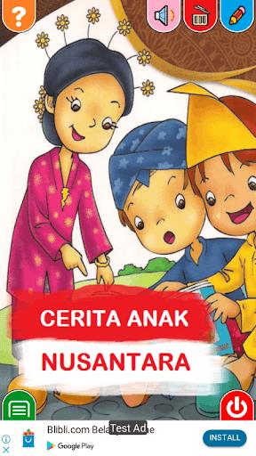 Cerita Anak Nusantara  screenshots 1