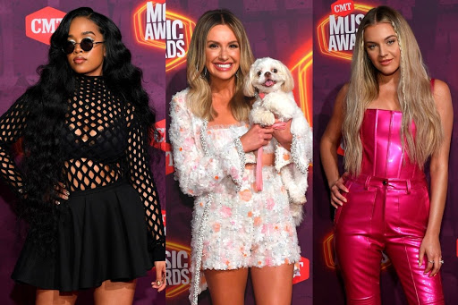 The Best Dressed of the 2021 CMT Music Awards