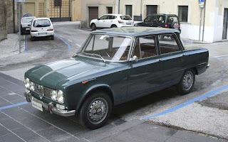 Alfa Romeo Giulia Ti 1600 Rent Abruzzo