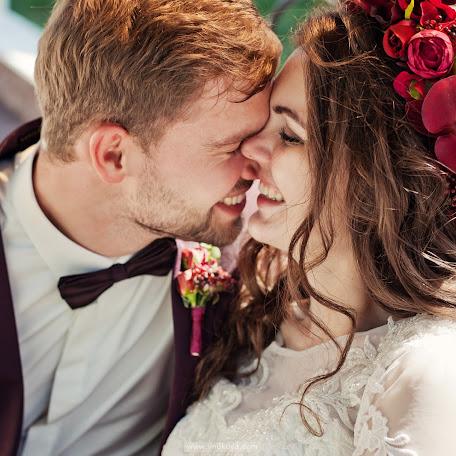 Wedding photographer Nadezhda Vnukova (Vnukova). Photo of 05.09.2017