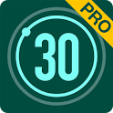 30 Day Fitness Challenge Pro icon