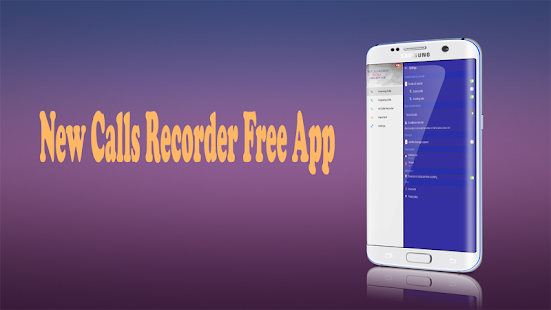 Calls Recorder - auto recorder - náhled