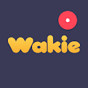 Wakie Voice Chat - Talk to Strangers icon