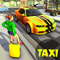 Taxi Driving School 2020 icon