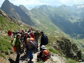 Photo: Directos a la cumbre.