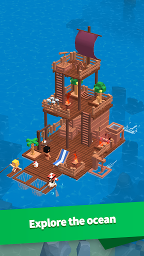 Idle Arks: Build at Sea apkmr screenshots 3
